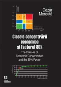 C. Mereuta - Clasele concentrarii economice si factorul 80 %