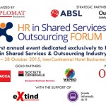 Romanian HR in Shared Services & Outsourcing Forum 2015