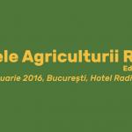 Zilele Agriculturii Romanesti 16 FEBRUARIE 2016