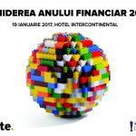 Inchiderea anului financiar 2016 19 ianuarie 2017, Bucuresti