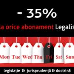 Black Friday 2014 – reduceri de minim 40% la produsele C.H. Beck