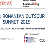 ROMANIAN OUTSOURCING SUMMIT  2O15