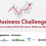 Business Challenge. Dinamizarea sectorului IMM-urilor si provocarile antreprenoriatului