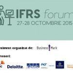 Peter Clark, Directorul Tehnic al IFRS Foundation – International Accounting Standards Board (IASB) este speaker la IFRS Forum